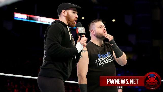 Обновление по текущим планам для Кевина Оуэнса и Сэми Зейна на WrestleMania