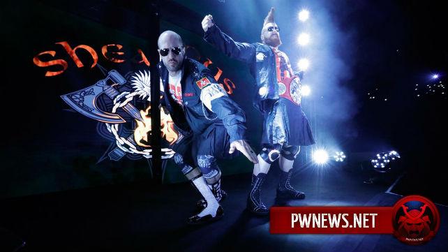 WWE пытаются защитить Шеймуса от усугубления травмы