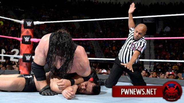 Закулисные новости о победе Кейна над Финном Бэлором на Raw и реакции раздевалки на это