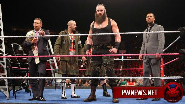 Обновление по состоянию Брона Строумэна, матч-реванш назначен на 205 Live
