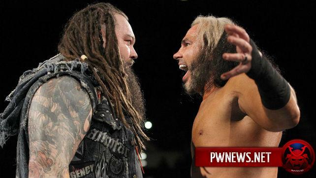 WWE планируют провести матч по правилам Final Deletion?