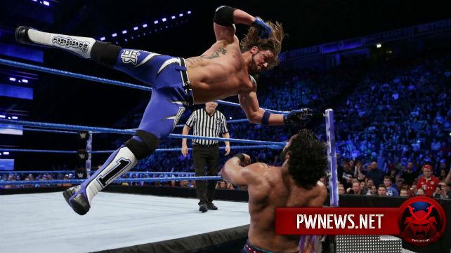 Запланированного на SmackDown LIVE матча за чемпионство WWE не будет?