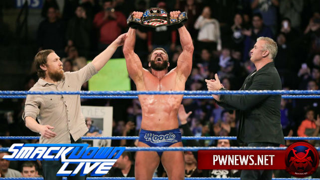 Как развязка турнира за чемпионство США повлияла на просмотры SmackDown?