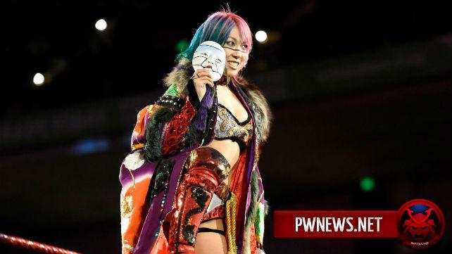 WWE не уверены насчет добавления Аски в женский матч на Survivor Series (возможный спойлер)