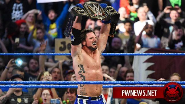 Возможные планы на чемпионство WWE; Дальнейшие планы на ЭйДжей Стайлза и Джиндера Махала (возможные спойлеры)