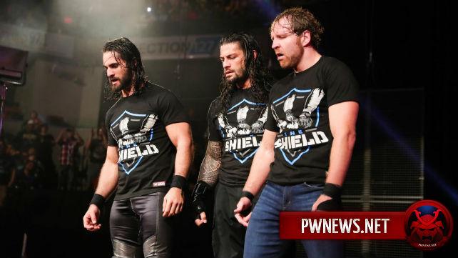WWE, как сообщается, рассматривают хил-терн для Дина Эмброуза в обозримом будущем