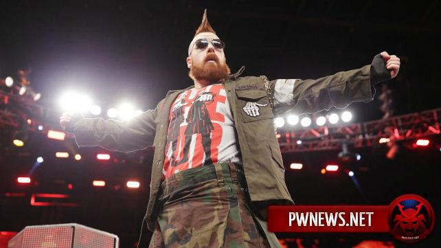 Карьера Шеймуса в WWE находится под угрозой?