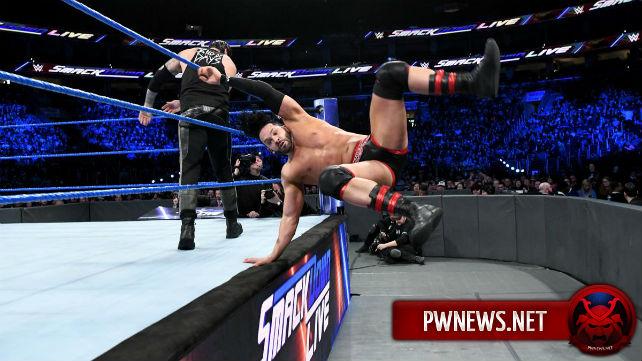 WWE намеренно сливают моментум Тая Диллинджера