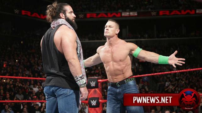 Причина, по которой на Raw не произошла конфронтация Гробовщика и Джона Сины