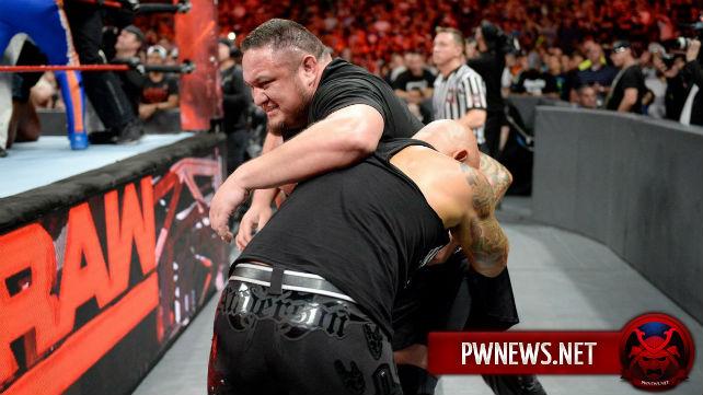 Самоа Джо планировали добавить в мэйн-ивент TLC, о его возвращении на ринг
