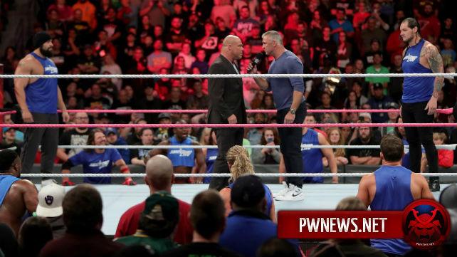Закулисные новости о возмездии Raw для SmackDown, это может произойти уже на этой неделе