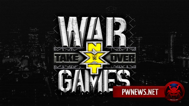 Темный титульный матч назначен на NXT TakeOver: War Games