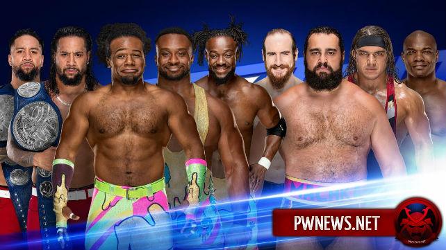 Два матча анонсировано на предстоящий SmackDown