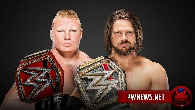 Известно, кто стоял за последними изменениями в карде Survivor Series