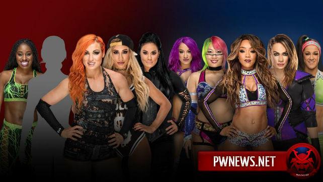 О том, кто займет свободное место в женской команде на Survivor Series