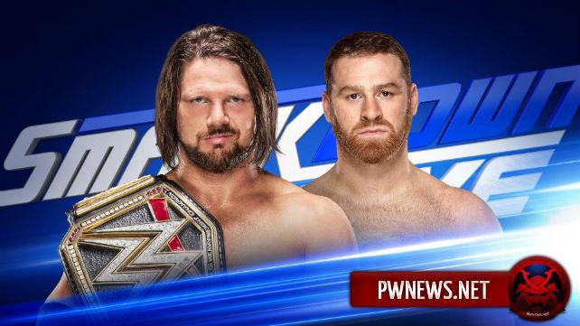 Превью SmackDown LIVE 02.01.2017