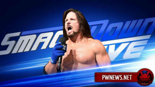 Превью SmackDown LIVE 09.01.2018