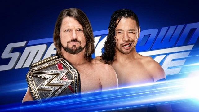 Превью SmackDown LIVE 30.01.2018