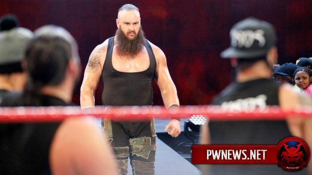Большие новости о матче Брона Строумэна на WrestleMania 34