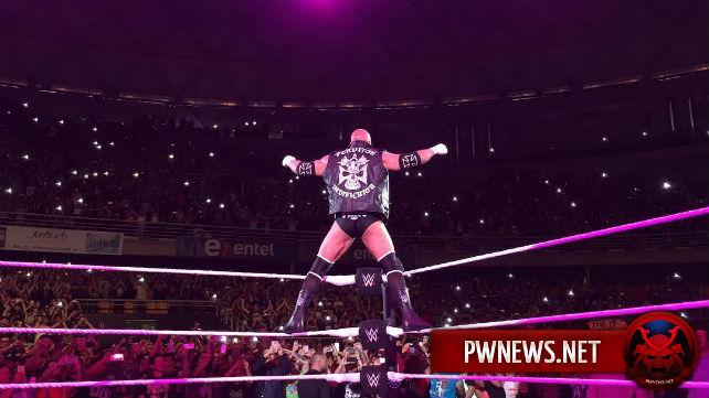 Результаты хаус-шоу SmackDown 22.10.2017 (Сантьяго, Чили) – Трипл Эйч провёл матч против Русева и потанцевал с Новым Днем