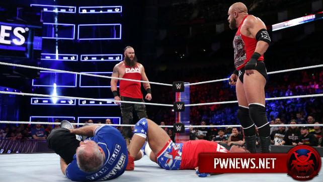 Возможные соперники для Трипл Эйча на Royal Rumble и WrestleMania 34