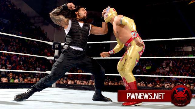 Син Кара и Роман Рейнс в полной готовности для возвращения на ринг