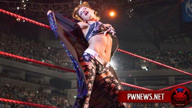 Бывшая чемпионка женщин WWE Кэндис Мишель провела свой последний матч