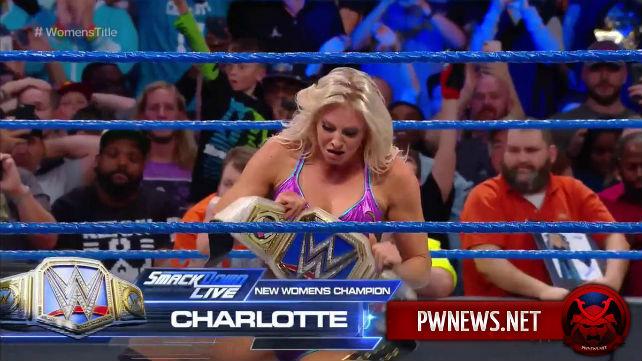 Важное событие произошло на SmackDown LIVE (ВНИМАНИЕ, спойлер)