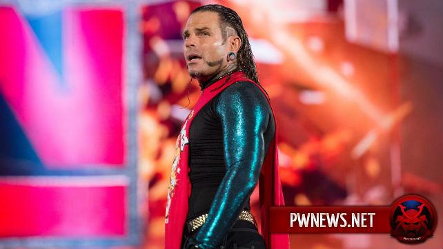 WWE подтвердили травму Джеффа Харди; Известен характер повреждения