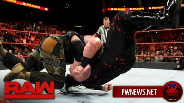 Как фактор появления Брока Леснара и возвращение Романа Рейнса повлияли на просмотры Raw?