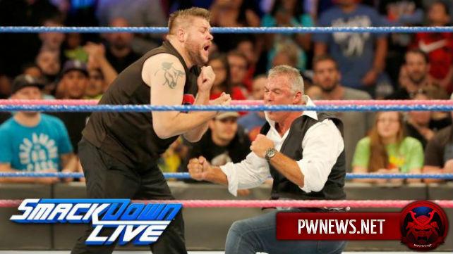 Как фактор последнего шоу перед PPV повлиял на просмотры SmackDown?
