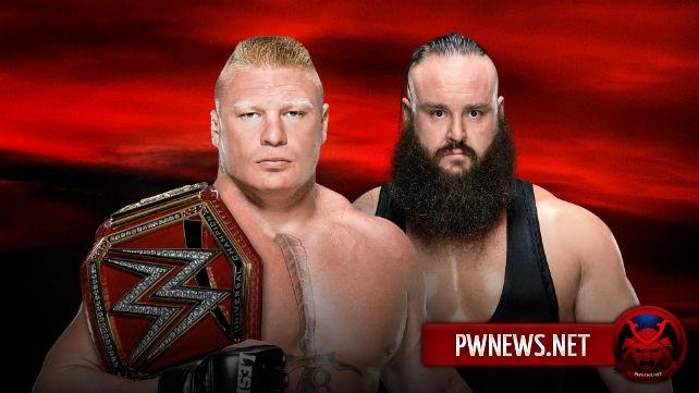 Закулисные новости о концовке матча Брока Леснара и Брона Строумэна на No Mercy
