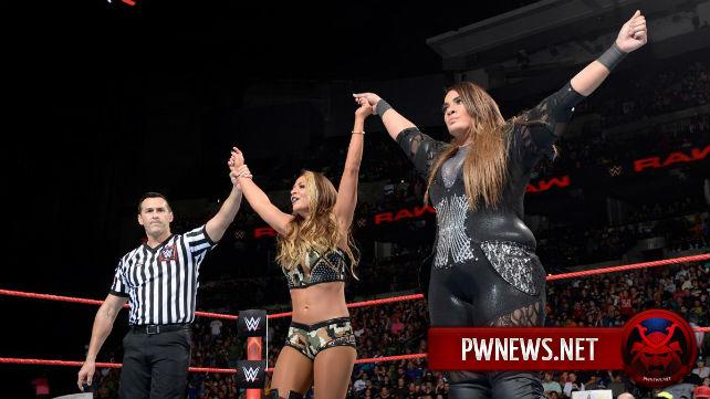 Причина добавления Эммы в матч за чемпионство женщин Raw на No Mercy