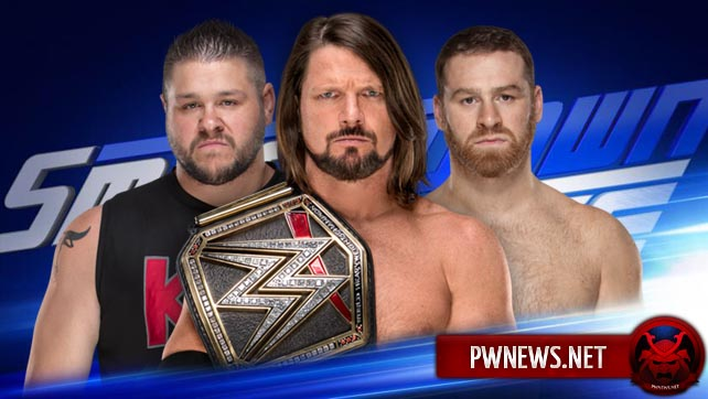 Превью SmackDown LIVE 23.01.2018
