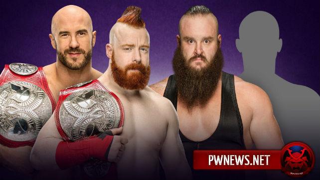 Обновление по матчу Брона Строумэна на WrestleMania 34
