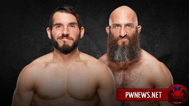 Официально: матч Джонни Гаргано против Томмасо Чиампы пойдёт на NXT Takeover: New Orleans