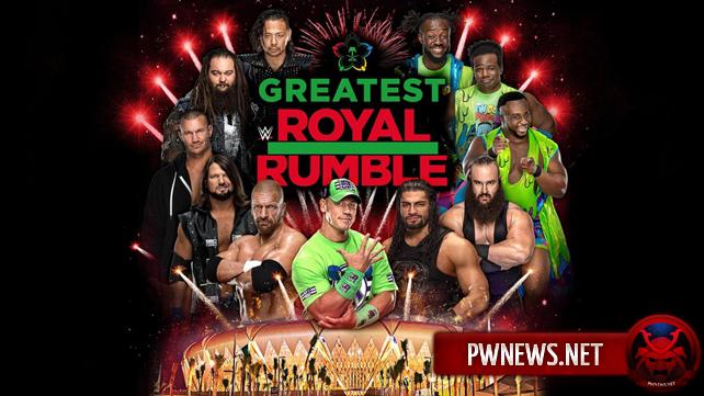 Известно, что получит победитель Greatest Royal Rumble
