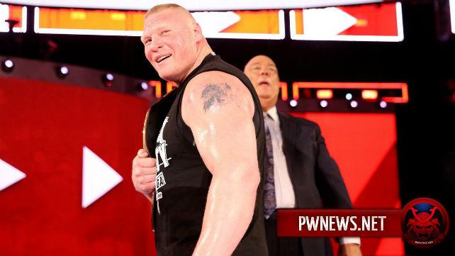 Интересная деталь о сделке Брока Леснара с WWE