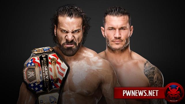 Матч за титул США анонсирован на Backlash 2018 (спойлеры со SmackDown)