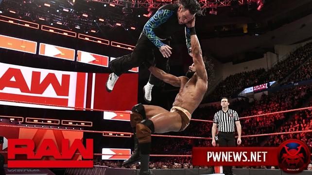 Как «встряска суперзвезд 2018» повлияла на просмотры прошедшего Raw?