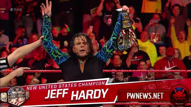 Большое событие произошло во время эфира Raw (спойлеры с Raw)