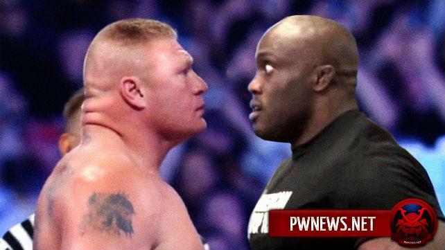 Обновление по матчу Лэшли и Брока Леснара в WWE