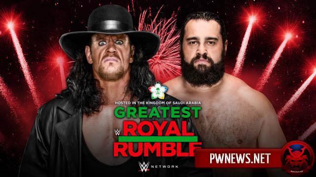 Закулисные новости о продолжительности матча Гробовщика и Русева на Greatest Royal Rumble