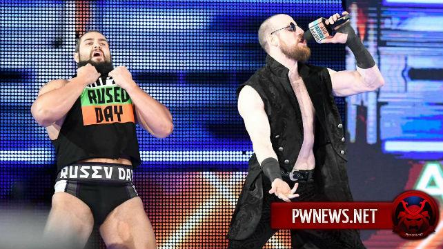 Зачем WWE пошли на развал команды Русева и Эйдена Инглиша?