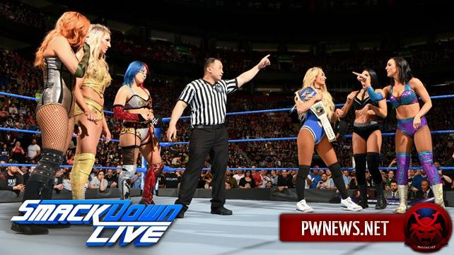 Как фактор последнего шоу перед Backlash повлиял на просмотры прошедшего SmackDown?