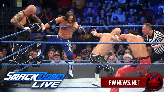 Как возвращение Миза на синий бренд и Клуб в мейн-ивенте шоу повлияли на просмотры прошедшего SmackDown?