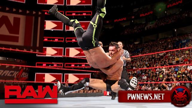 Как фактор последнего шоу перед Backlash повлиял на просмотры прошедшего Raw?