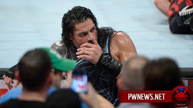 Из-за чего WWE пошли на фьюд Романа Рейнса и Джиндера Махала
