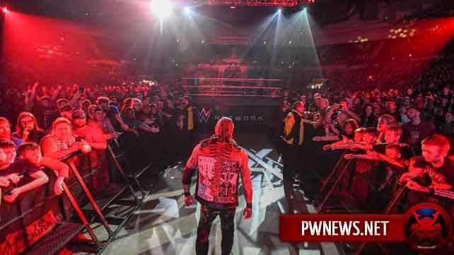 Результаты хаус-шоу 19.05 (Амстердам, Голладния) — Биг Кэсс селлил травму полученную на SmackDown, толпа спела для Алистера Блэка