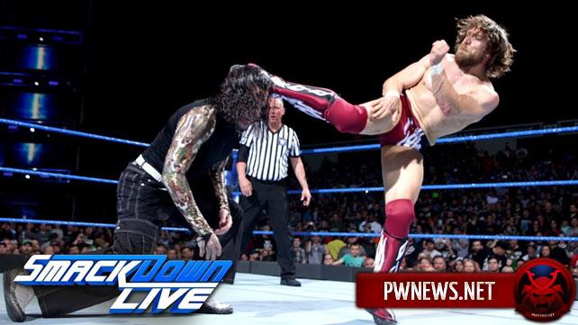 Как поединок Дэниала Брайана против Джеффа Харди повлиял на телевизионные рейтинги прошедшего SmackDown?